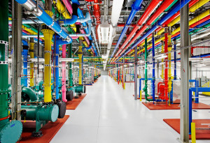 Inside Google Data Center