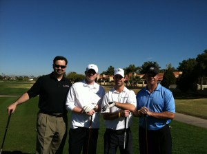 Titan Power Sponsors Arizona Technology Council Golf Tournament