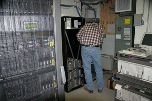 data center maintenance