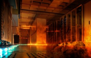 Fire Danger Data Center